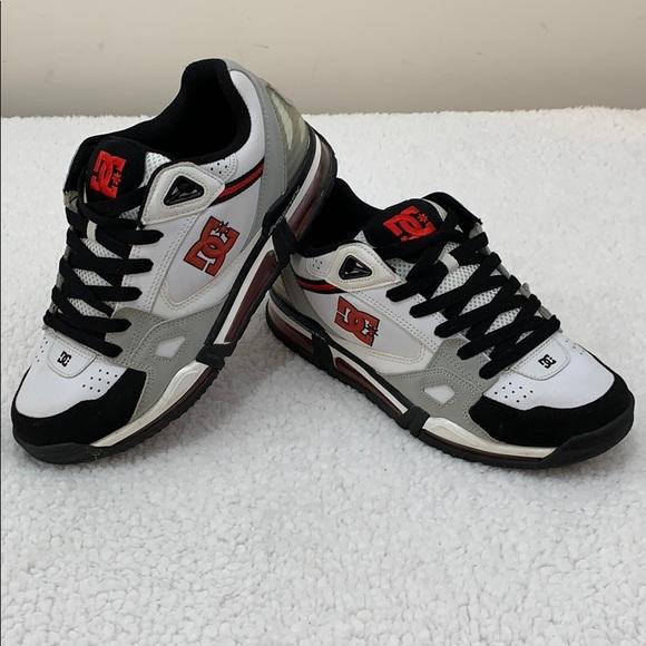 Dc Versaflex Mens Skate Shoes Sneakers